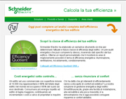 Calcola l'efficienza del tuo edificio