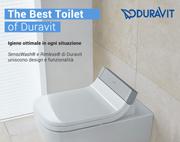 Tecnologia, design e funzionalità per il Best Toilet di Duravit