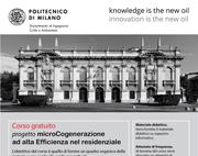 PolitecnicoMilano / DICA per il tuo futuro