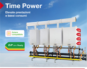Time Power: elevate prestazioni e bassi consumi