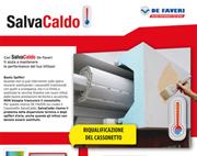 SALVACALDO: RIQUALIFICA IL CASSONETTO TAPPARELLA