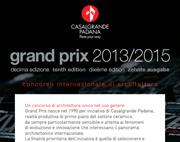 Concorso internazionale di architettura – Casalgrande Padana