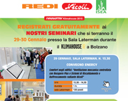 Seminari Gratuiti Klimahouse 2015 – Redi Nicoll