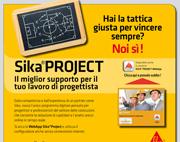 Scopri e prova Sika®Project, la App a supporto del tuo lavoro!