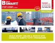 A MADE expo gli eventi gratuiti di Build Smart: iscriviti subito online!