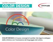 Lechler presenta Color Design a Ventura Lambrate – Fuorisalone 2015