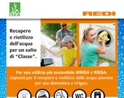 """Irriga e Riusa di REDI: recupero dell'acqua per un salto di """"Classe"""""""