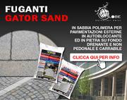 Fuganti per pavimentazioni esterne Gator Sand – Eurostone di Edil Globe