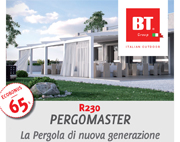 Pergolati Bt Group: approfitta dell'ecobonus del 65%