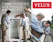 Come installare una finestra VELUX: progettazione e applicazione