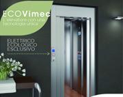 Elevatore Vimec per la casa e gli ambienti pubblici