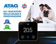 Scopri ATAG One, l'innovativo crono termostato sviluppato da ATAG