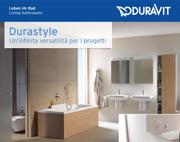 DuraStyle, la novità Duravit firmata Matteo Thun & Partners