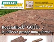 Ferrari BK – RocciaBlock GOLD: la bellezza prende nuove forme