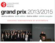 Grand Prix – Concorso internazionale di architettura