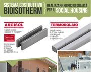 """Bioisotherm: costruire in """"social housing"""" con qualità…ora si può!"""