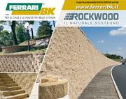 ROCKWOOD: muri di contenimento modulari ad alte prestazioni