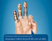 Scansione Laser 3D: progettare, costruire e ristrutturare con CAM2 Focus3D