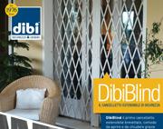 DibiBlind: il cancelletto estensibile di sicurezza