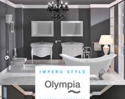 Impero Style di Olympia Ceramica. Classic Inspiration
