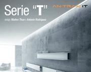 """Serie """"T"""" di Antrax IT – design Matteo Thun e Antonio Rodriguez"""