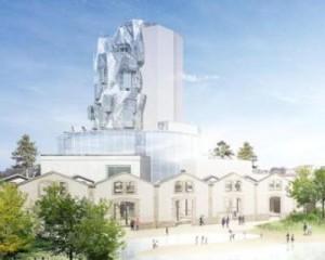 Il nuovo centro culturale di Arles prende forma
