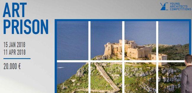 Call internazionale per la riqualificazione del Forte Santa Caterina a Favignana
