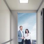 L'ascensore intelligente che apprende le abitudini