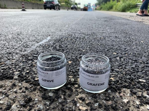 Le strade al grafene: progetto gipave di Iterchimica