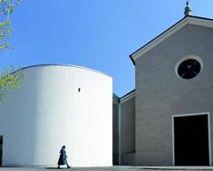 Nuova aula liturgica di San Floriano