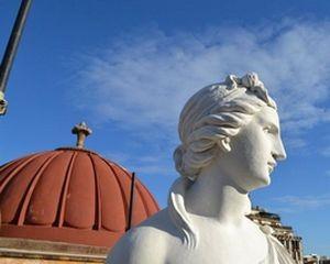 Azichem protagonista del restauro del Gymnasium dell'Orto Botanico di Palermo
