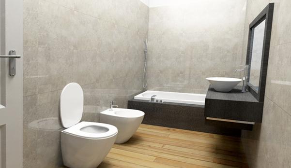 Bagno In Camera Senza Scarico : Soluzioni per il bagno cieco