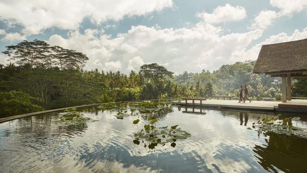 Four Seasons Resort Bali in Sayan, considerato l'albergo più bello del mondo