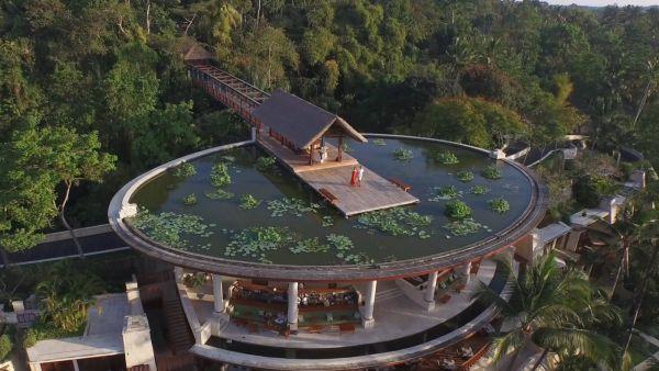 Four Seasons Resort Bali in Sayan