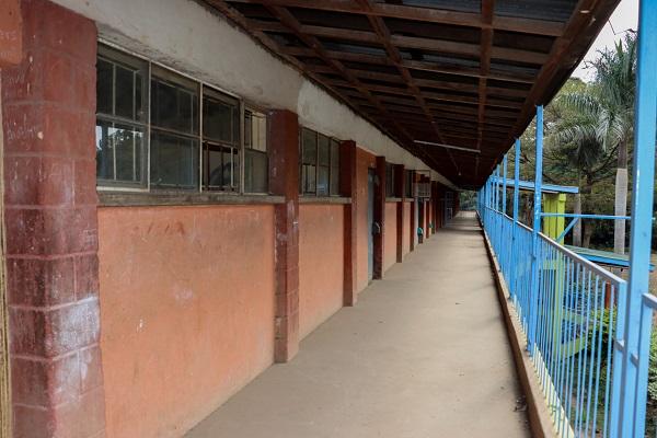 Ballatoio della scuola di Nairobi