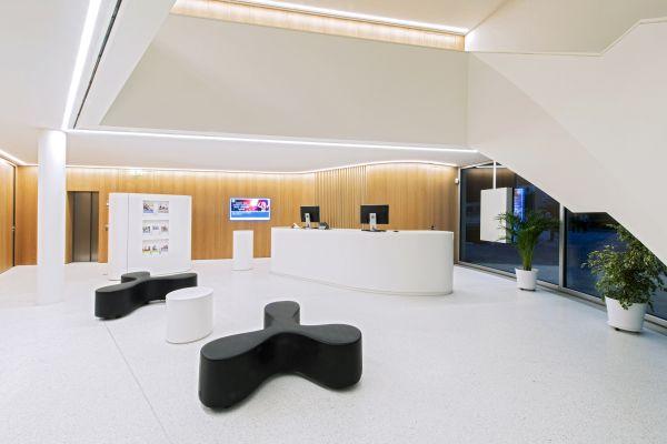 Nuovo progetto illuminotecnico per la banca Raiffeisen a Stabio