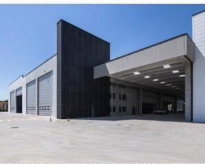 """Baraclit per il nuovo complesso industriale di """"AVR"""""""