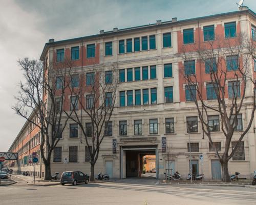 Base Milano nell'area ex Ansaldo del capoluogo lombardo