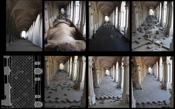 basilica_pavimento_loggiato_con pianta