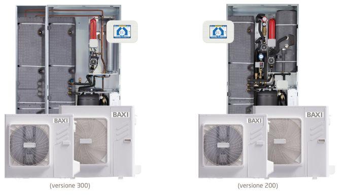 I sistemi CSI IN HPS E WI-FI di Baxi forniscono riscaldamento, raffrescamento e produzione ACS