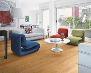 Calore e Colore: il pavimento in legno in rovere naturale