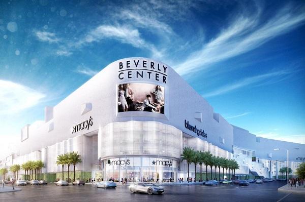 Beverly Center, un restyling firmato Fuksas
