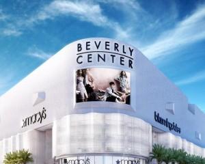 Riqualificazione del centro commerciale Beverly Center