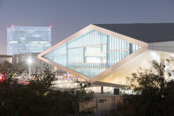 Nuova biblioteca nazionale Qatar