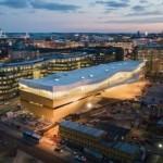 Il progetto della biblioteca Oodi di ALA Architects è un'ode alla cultura