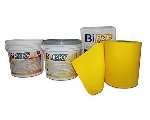 Biflex: elementi impermeabili per il trattamento dei giunti e dellefessure