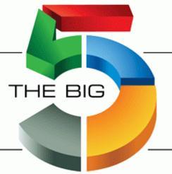 Big 5, la grande manifestazione internazionale