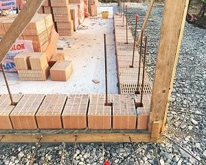 Sicurezza sismica e strutturale garantite, con Normablok Più S40 MA