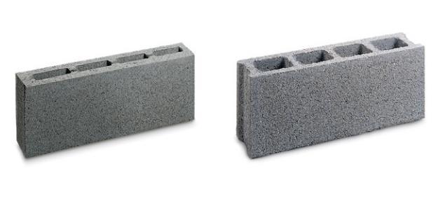 Blocchetti in cemento da muratura di Ferrari BK
