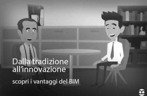 I vantaggi della progettazione BIM raccontati da un video di Blumatica